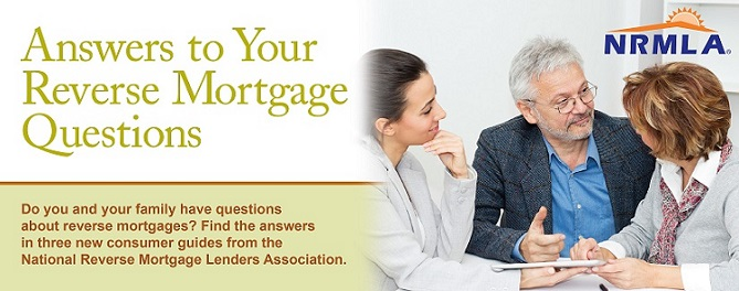 do you and your family have questions about reverse mortgages find the answers in three new consumer guides from the national reverse mortgage lenders