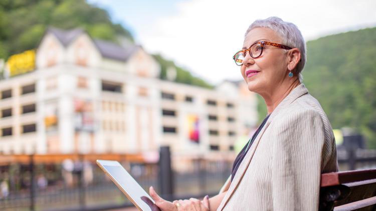 Retiring women